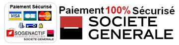 Paiement securisé by Société Générale